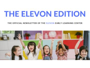 The Elevon Edition 2021 1st Quarter Newsletter